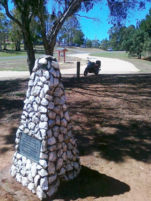 The Lost Boys cairn